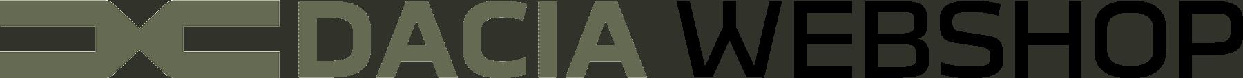 DACIA Webshop